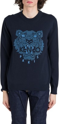 Kenzo Rubbered Tiger Pull