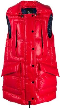 MONCLER GRENOBLE Puffer Vest Jacket
