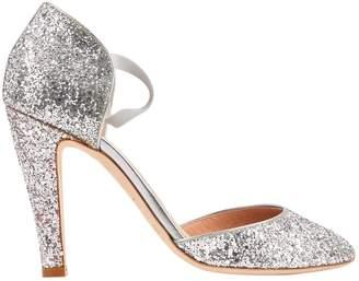 Marc Jacobs \N Silver Glitter Heels