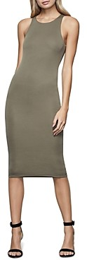 Good American Ribbed Bodycon Dress