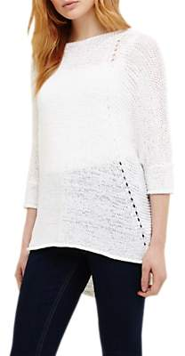 Phase Eight Aideen Jumper, White