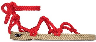 Nomadic State Of Mind Romano rope-strap sandals