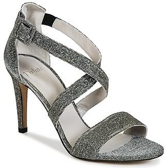Perlato ALAMA women's Sandals in Silver