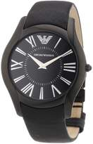 Emporio Armani Men's AR2059 Sportivo Dial and Strap Watch
