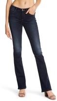True Religion Jennie Curvy Mid Rise Bootcut Jean