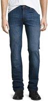 DL1961 Premium Denim Tyler Straight-Leg Jeans, Blue