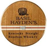 Bed Bath & Beyond Basil Hayden's Bourbon Barrel Head Wall Décor