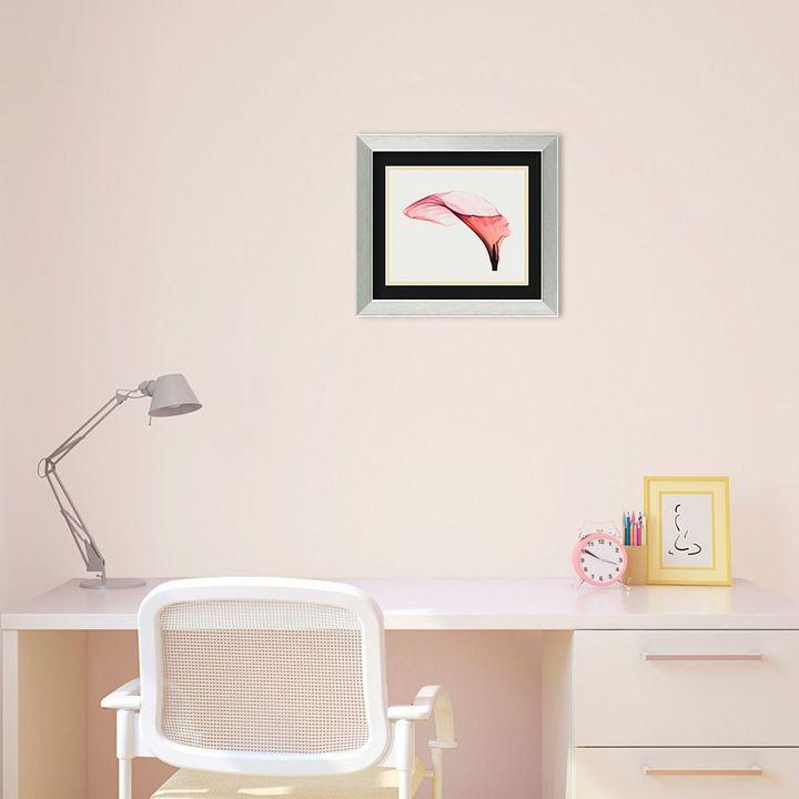 "Amanti art ""Giant Calla"" Framed Wall Art"