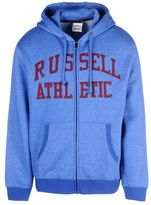 Russell Athletic ZIP THROUGH HOODY WITH TACKLE TWILL LOGO Sweatshirt