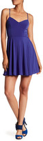 Amy Byer A. Byer Jersey Skater Dress