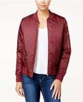 Say What Juniors' Lightweight Bomber Jacket