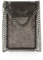 Stella McCartney 'Falabella' Faux Leather Crossbody Bag - Grey