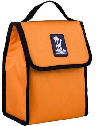 Wildkin Bengal Orange Insulated Lunch Bag for Boys and Girls