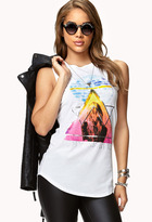 Forever 21 Lost Without You Tank