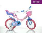 Peppa Pig 14 Inch Kids Bike
