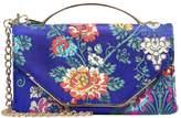 New Look ORIENTAL PRINT HANDLE Handbag blue