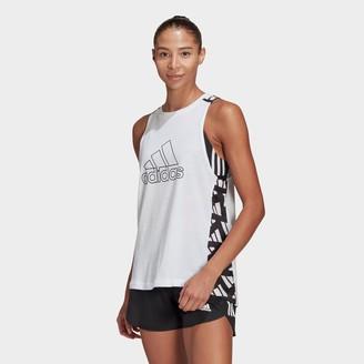 adidas Women's Own The Run Celebration Running Tank