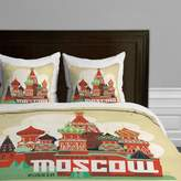 Deny Designs Anderson Design Group Moscow Duvet Cover