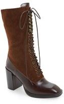 Jeffrey Campbell Women's 'Massari' Lace-Up Boot