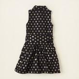 Children's Place Glitter dot dress