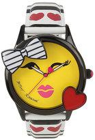 Betsey Johnson Superstar Smiling Betsey Watch