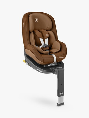 Maxi-Cosi Pearl Pro2 i-Size Group 1 Car Seat, Authentic Cognac