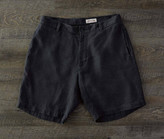 Madda Fella The Truman Washed Linen Shorts - India Ink