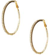 Amrita Singh Gold Farrah Hoop Earrings