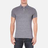 Superdry Men's Classic Grindle Pique Short Sleeve Polo Shirt