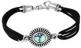 King Baby Studio Men's Turquoise Bracelet