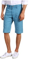 Calvin Klein Jeans Canvas Shorts (Egyptian Glaze Blue) - Apparel
