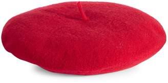 Parkhurst Classic Wool Felt Beret