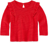 Arizona Long Sleeve T-Shirt-Baby Girls