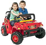 QVC Red 12 V Rollin' Rambler Ride-On