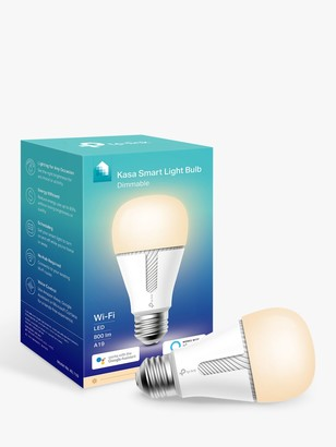 TP-Link KL110 Kasa Wi-Fi, E27 Screw-In, Smart LED Light Bulb with Dimmable Light
