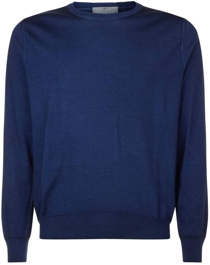 Canali Fine Knit Sweater