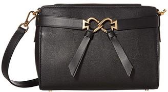 Kate Spade Toujours Medium Crossbody (Black) Bags