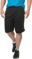 """Umbro Micromesh Drawstring Waist Shorts - 10"""" (For Men)"""