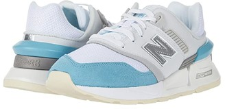 New Balance Classics 997 Sport (Munsell White/Wax Blue) Women's Classic Shoes