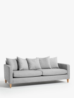 John Lewis & Partners Bailey Scatter Back Grand 4 Seater Sofa