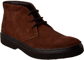 Tod's Suede Boot