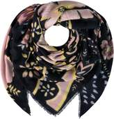 Fraas Kitchy Floral Scarf