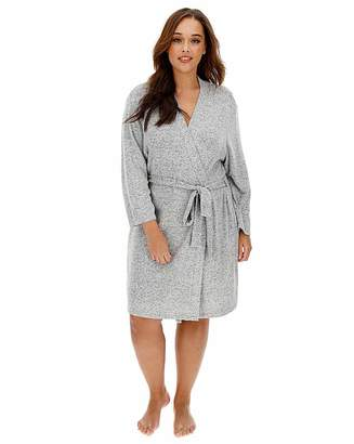 Figleaves Curve Luxe Marl Robe