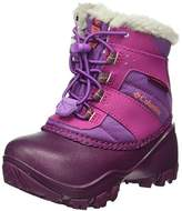 Columbia Girls Childrens Rope Tow Iii Waterproof Boots Shoes, Purple (Northern Lights, Melonade 578), 9 Child UK 27 EU
