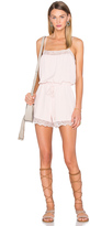 House Of Harlow x REVOLVE Nora Lace Detail Romper