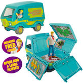 Scooby Doo Mystery Minis Transforming Mystery Machine