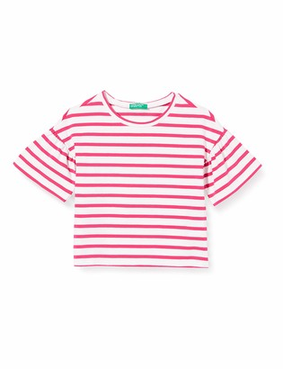 Benetton Baby Girls' T-Shirt Kniited Tank Top