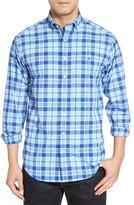 Vineyard Vines Men's Helmsman Classic Fit Plaid Sport Shirt