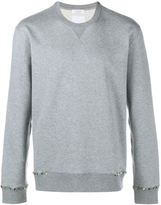Valentino 'Rockstud' sweatshirt - men - Cotton/Polyamide - S