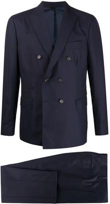 Eleventy Two-Piece Cashmere Suit
